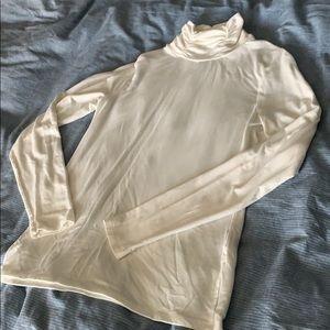 Tops - Long Sleeve Mock Neck Top